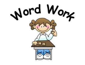 Reader's Workshop Center Signs & Labels