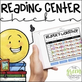 Readers Workshop Check In Sheets for SeeSaw (and other dig