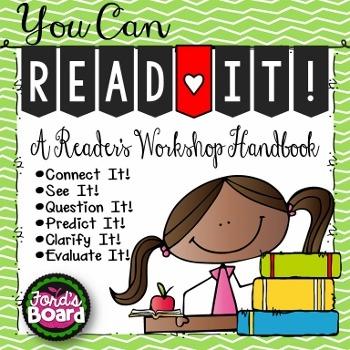 Reader's Workshop - A Reading Strategies Flipbook