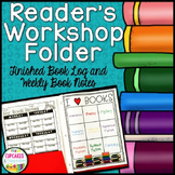 Back to School Reader's Workshop Folder