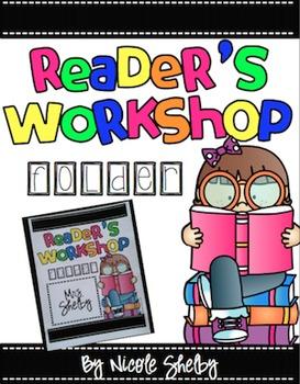 Reader's Workshop Folder/Binder Printables