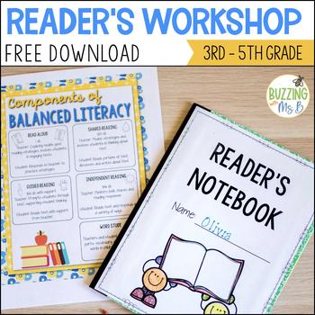 Reader's Workshop Freebie Pack