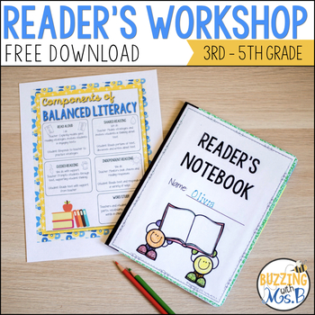Reader's Workshop Freebie Pack
