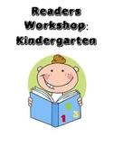 Readers Workshop:  Getting Started