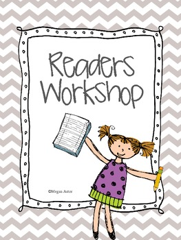 Readers Workshop Graphic Organizers