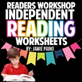 Reader's Workshop & Independent Reading Activities
