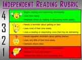 Reader's Workshop Independent Reading Rubric