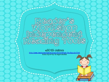 Readers Workshop Independent Reading Tools