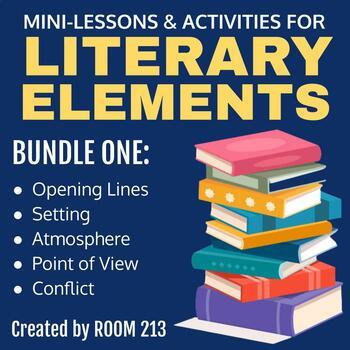 Reader's Workshop: Literary Elements Mini-Lessons