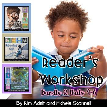Readers Workshop MEGA BUNDLE by Kim Adsit and Michele Scannell