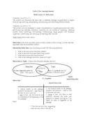Reader's Workshop Mini Lesson-Main Idea