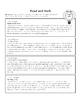 Reader's Workshop Mini Lesson-Supporting Details