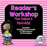 Reader's Workshop -- Mini-lessons & Resources for Starting the Year