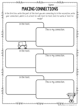 Reader's Workshop MiniPack: Comprehension Strategy Instruction