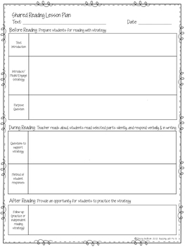 Reader's Workshop MiniPack: Materials for Structuring the Workshop - editable