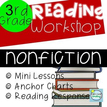 Reading Workshop 3rd Grade ~ Nonfiction Unit