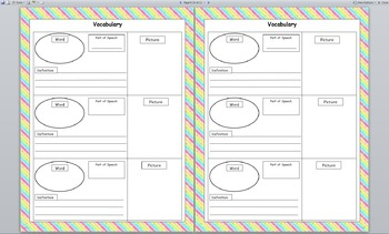 Readers Workshop Notebook