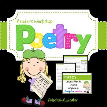 Poetry In Readers' Workshop