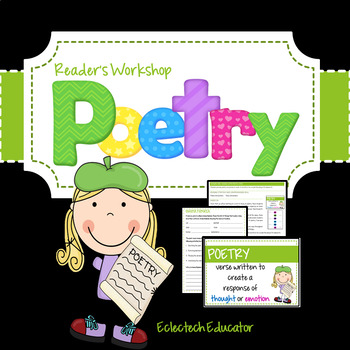 Poetry In Readers' Workshop