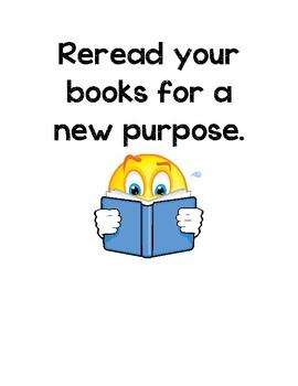 Readers Workshop Reading Mats