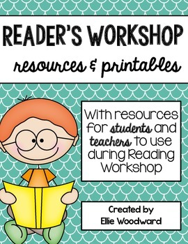 Reader's Workshop Resources and Printables