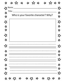Readers Workshop Response Book