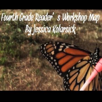 Reader's Workshop September Map