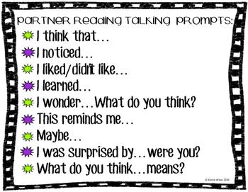 Readers Workshop Student References-great for Lucy Calkins/ any workshop format