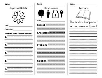 Readers' Workshop Thinkmarks