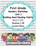 Readers Workshop Unit 1 Building Good Reading Habits Grade