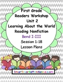 Readers Workshop Unit 2 Learning About the World  Grade 1