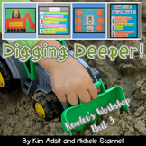 Readers Workshop Unit 3 Digging Deeper by Kim Adsit and Michele Scannell
