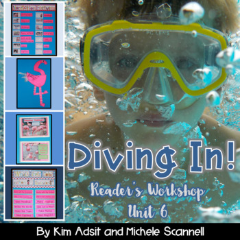 Readers Workshop Unit 6 - Diving In! by Kim Adsit and Michele Scannell (2)