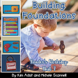 Readers Workshop Unit 7 - Building Foundations Aligned to the Common Core