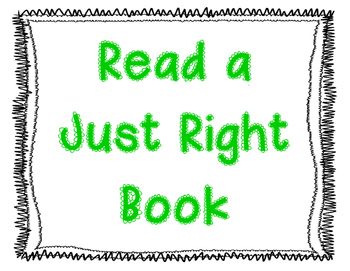 Readers Workshop - What Good Readers Do Poster Set