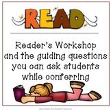 Reader's Workshop and Conferring Help
