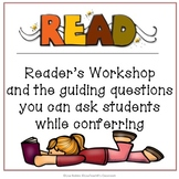 Reader's Workshop and Conferring Help