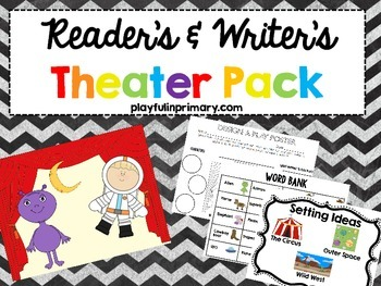 Reader's and Writer's Theater Pack