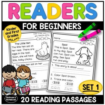 Readers for Beginners