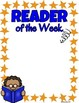 Readers of the Week Posters & Awards