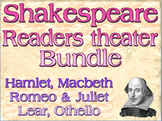 Bundle: Shakespeare readers theater