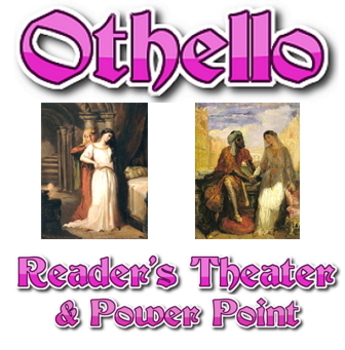 Readers theater package - Othello