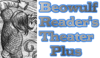 Readers theater script: Beowulf  (+ PPT, rubrics, more)