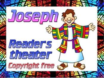 Readers theater script: Joseph from Genesis