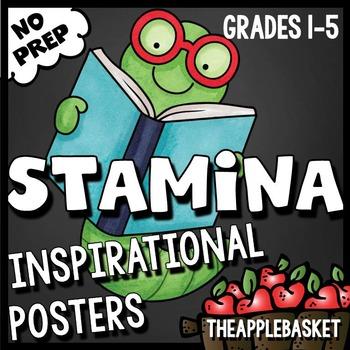 Stamina Inspirational Posters