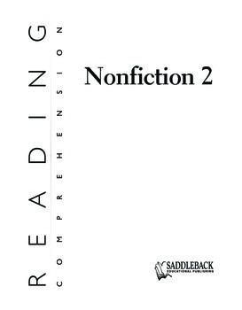 Reading Comprehension Nonfiction 2