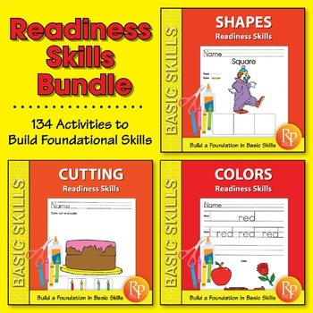 Readiness Skills {Bundle}