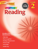 Spectrum Reading Grade 2 SALE 20% OFF! 0769638627