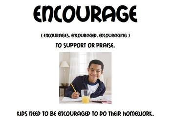 Reading 180 Workshop 8 Word Wall Vocabulary Posters