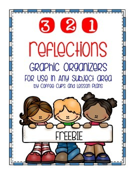 Reading 3 2 1 Graphic Organizer.. Any Subject